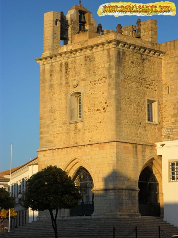 Igreja da sé - Faro , Algarve Portugal at zonalgarve.com