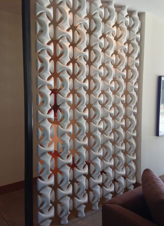 3D Printing architectural panel | Michelle Wempe and Concreteworks