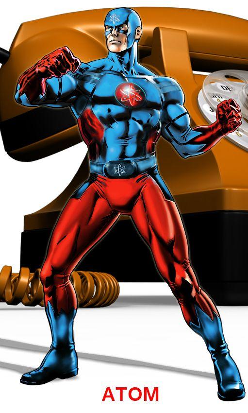 I am the MAN OF STEEL!   Comic heroes, Dc comics