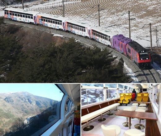 KR Pass-旌善阿里郎火車「A-train」
