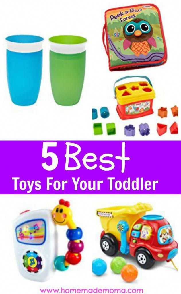 Best Toys For 1 Year Old And Toddler That Are Well Worth The Money