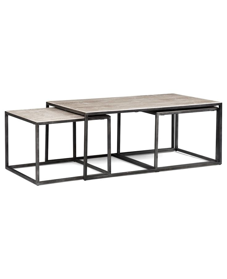 Monterey Coffee Table, Rectangular Nesting   Furniture   Macyu0027s   Coffee  Shop   Pinterest   Coffee, Small Tables And Furniture Online