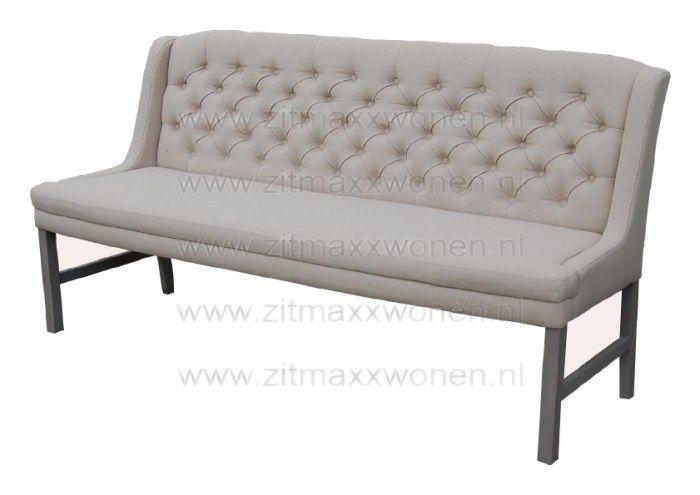Zitmaxx Wonen - Eetbanken - Eetstoelen - Keukenbank Amalia - 10541