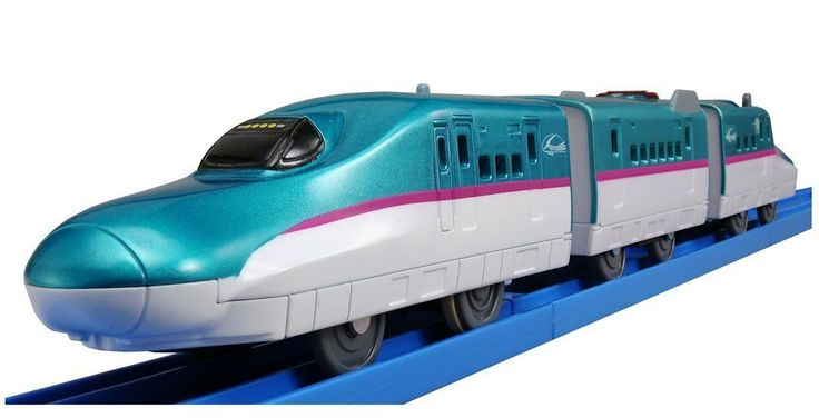 #transformer takara tomy pla-rail s-03 e5 system shinkansen hayabusa from japan fs