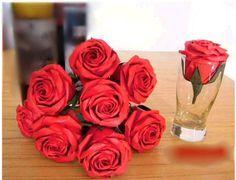 como fazer rosas de origami                                                                                                                                                                                 Mais