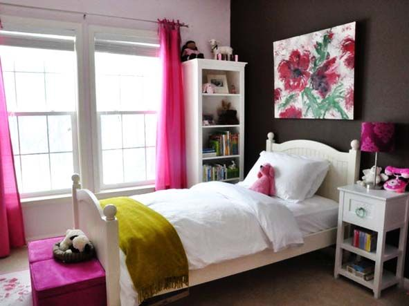 Simple Bedroom Ideas For Young Women