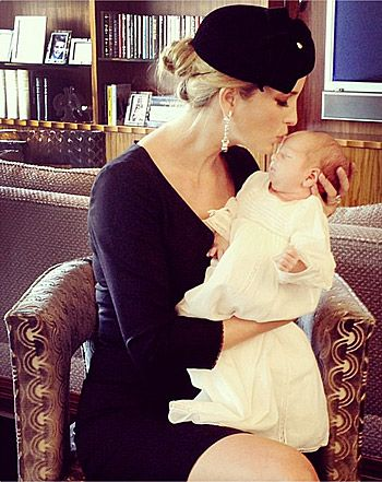 Ivanka Trump baby body | Ivanka Trump Shares Adorable Photos of Newborn Son Joseph - Us Weekly