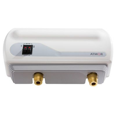 Atmor Industries Ltd. Super 900 Series 0.5 GPM (13 kW/240V) Tankless Electric Instant Water Heater