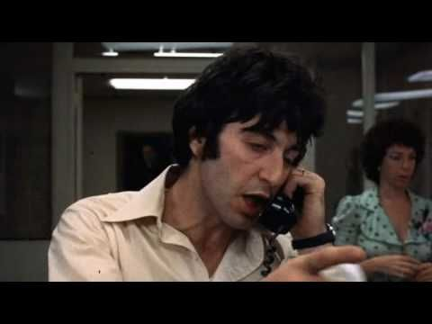 """Dog Day Afternoon"" (1975) directed by Sidney Lumet, starring Penelope Allen, Sully Boyar, John Cazale"