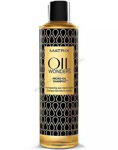 Матрикс Оил Вандерс Легкий Шампунь с микро-каплями масла 300 мл (Matrix, Oil Wonders)