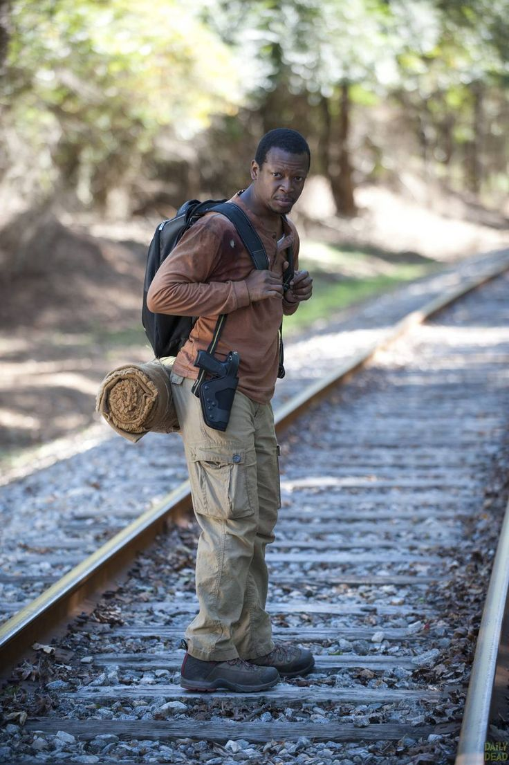 Bob Stookey, The Walking Dead episode 413