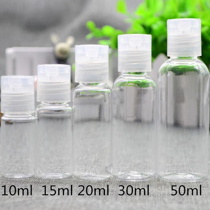 Aliexpress.com: Kup Darmowa Wysyłka 50 sztuk/partia puste plastikowe butelki z naciśnij cap (Płyty górnej pokrywie), butelki dla balsam szampon opakowania kosmetyczne od zaufanego empty bottle dostawcy na Dream packaging Store