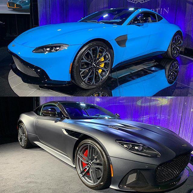 Pick Your Galpin Aston Martin The Vantage Coupe Or Dbs Superleggera Six Aston Martins On Display Daily Tomorrow Throug Superleggera La Auto Show Aston Martin
