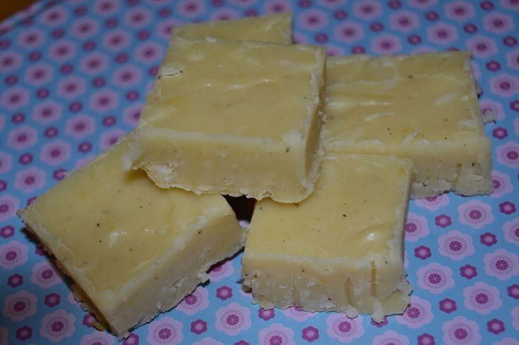 Sitron fudge