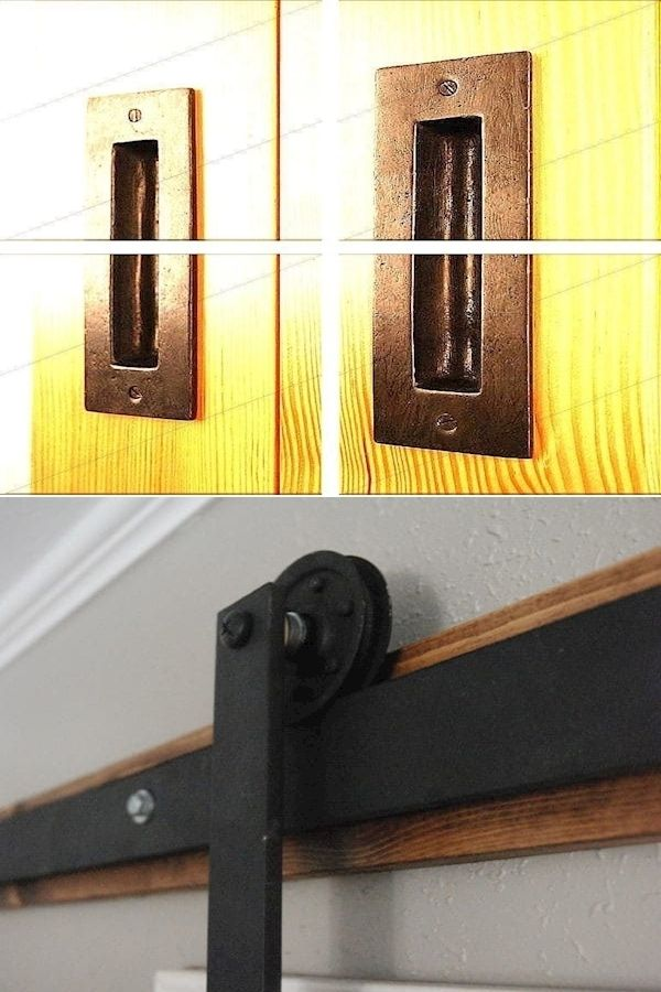 Cheap Diy Barn Door Hardware Under 60 Diy Barn Door Hardware