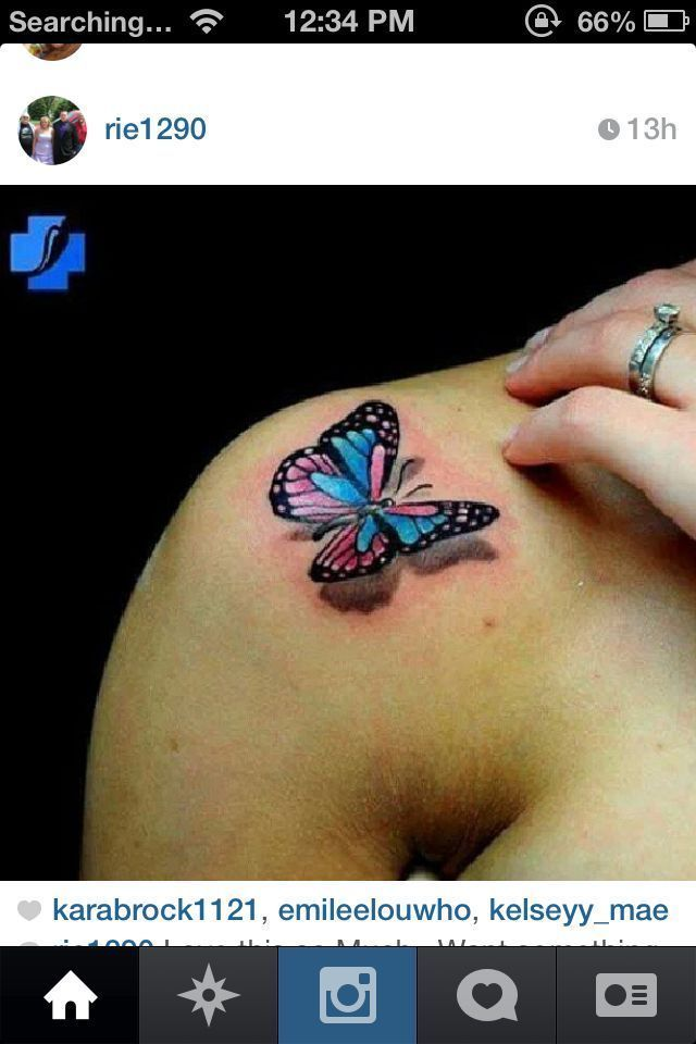 Image result for miscarriage butterfly remembrance tattoos