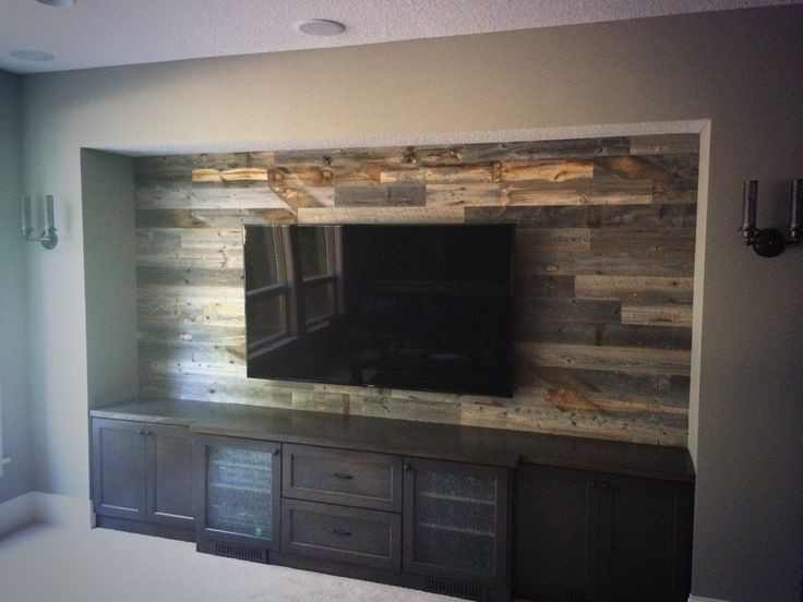 Peel and Stick wood wall paneling