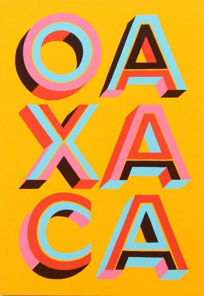 JEFF CANHAM & KANOA ZIMMERMAN / OAXACA - MILD MANNERS GALLERY