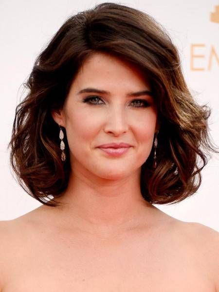 Short Hairstyles For Thick Brown Hair