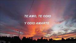 i hate you i love you sub español - YouTube