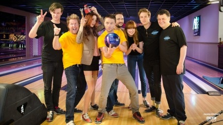 'Doctor Who' vs. 'Nerdist' All-Star Celebrity Bowling