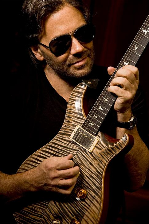 Al DiMeola ~ acclaimed American jazz fusion and Latin jazz guitarist, composer and record producer.