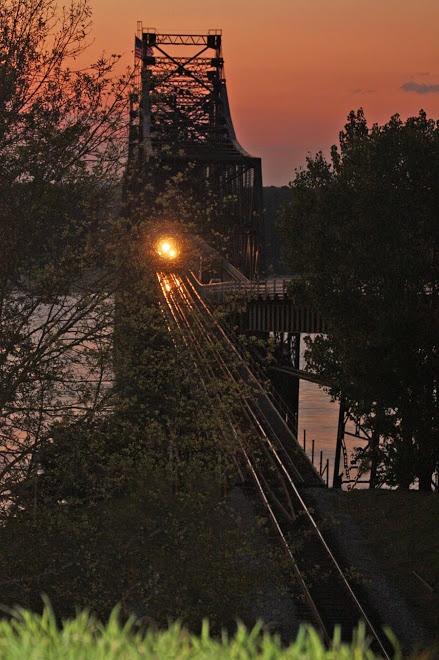 "Vicksburg, Mississippi   ""The Old Hwy 80 Bridge"""