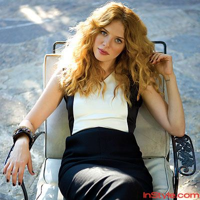 Rachelle Lefevre - Twilight Fashion Shoot Extras - The Twilight Saga - Celebrity - InStyle