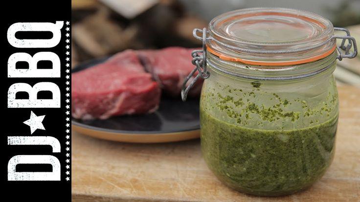 ChimmiChurri Steak Sauce | DJ BBQ