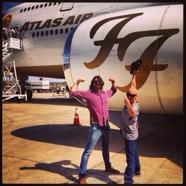 Air Force Foo Fighters