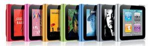 Manuals for Every iPod nano Model: 6th Generation iPod nano