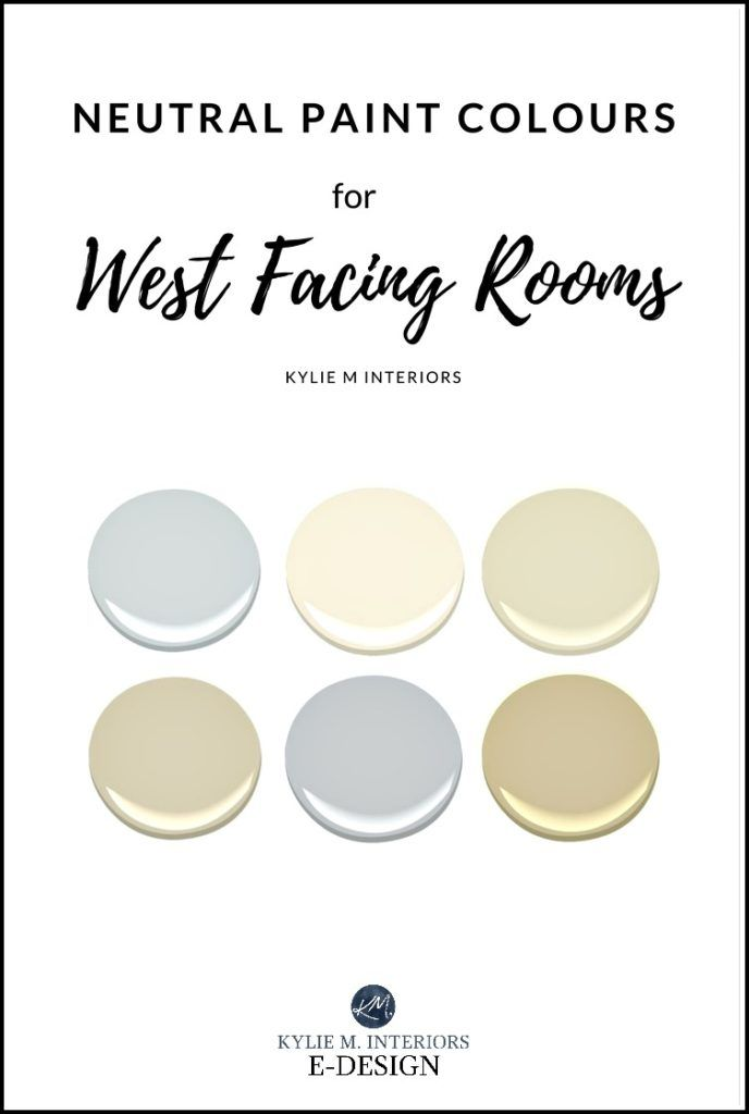 Best Paint Colors For Western Exposure