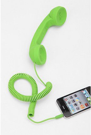 Wouldn't this be fun to pull out of your purse when the cell phone rings!