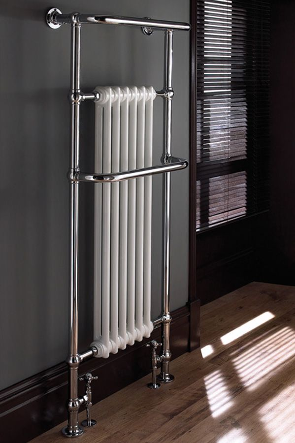 Imperial Bathroom Malmo radiator - Product in beeld - - Startpagina voor badkamer ideeën | UW-badkamer.nl