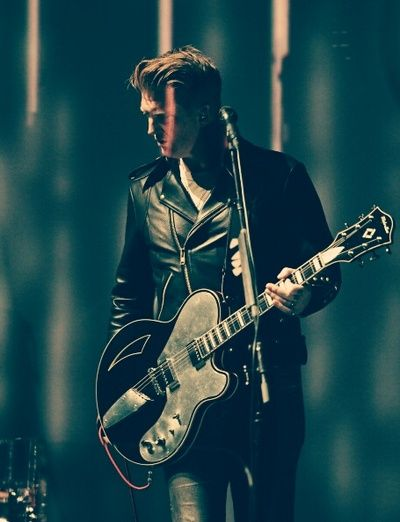 "Josh Homme | ""I know you, i've walked with you once upon a dream"""