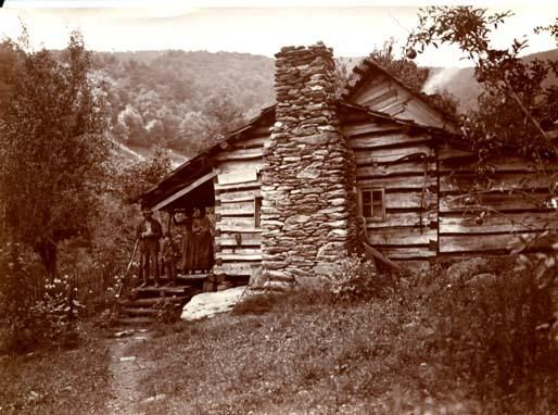 A mountain cabin north carolina photo by margaret w for Appalachian mountain cabins
