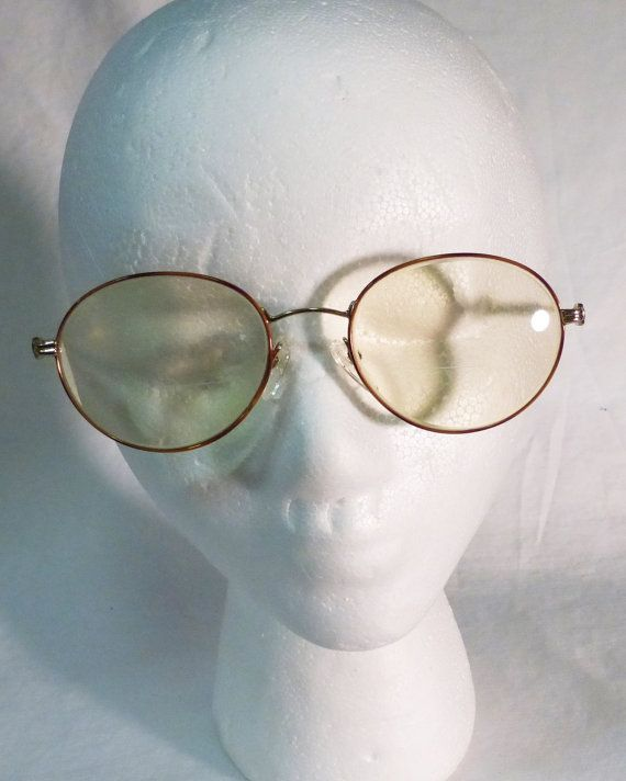 Vintage Gucci women's prescription bifocal glasses by MashliDesign