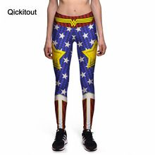Get Great Fitness Wear Here!  Qickitout Leggings New Fashion Sexy High waist Captain America Star Stripes 3D Leggings Wear comfortable leggings Drop shipping     Follow Us For Great Workout Clothes     FREE Shipping Worldwide     US $10.98    #womensfitness