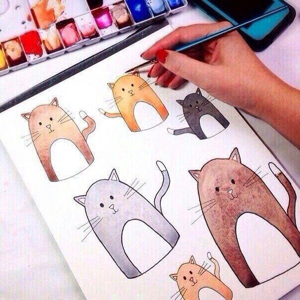 Кошечки^^^