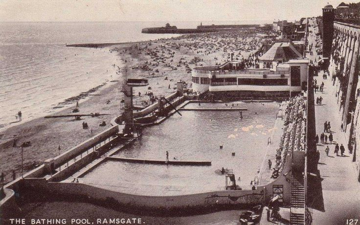 14 Best Ramsgate History Images On Pinterest Vintage Photography Vintage Photos And Backdrops
