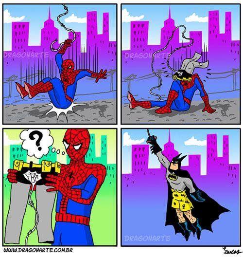 23 bandes dessinées hilarantes sur le quotidien des super-héros : Batman en couple avec Wonder Woman, ça vaut le coup d'oeil !