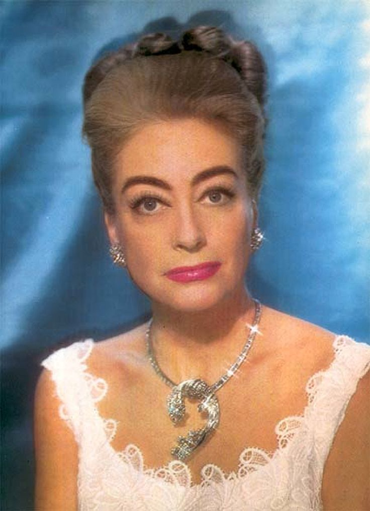 Joan Crawford Was Born In San Antonio, Texas. But Moved To Kansas City, Missouri When She Was 11 Yrs. Old, And Later Went To College In Columbia, Missouri