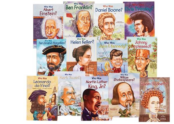 Who was biography books