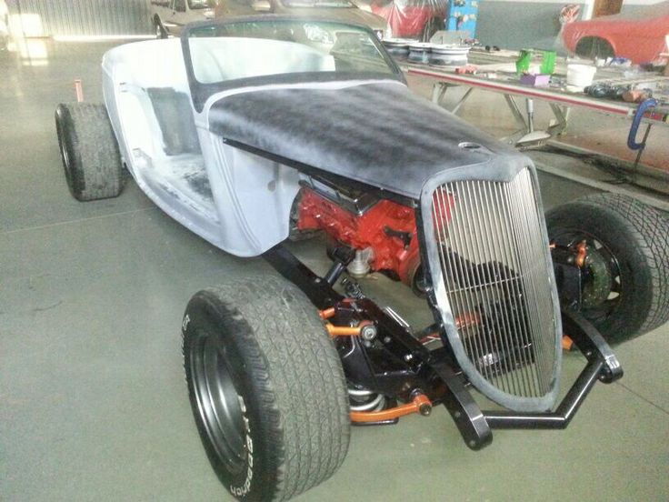 '33 Ford Roadster.