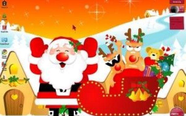 Scarica i temi natalizi e personalizza il tuo PC #natale #windows #temi