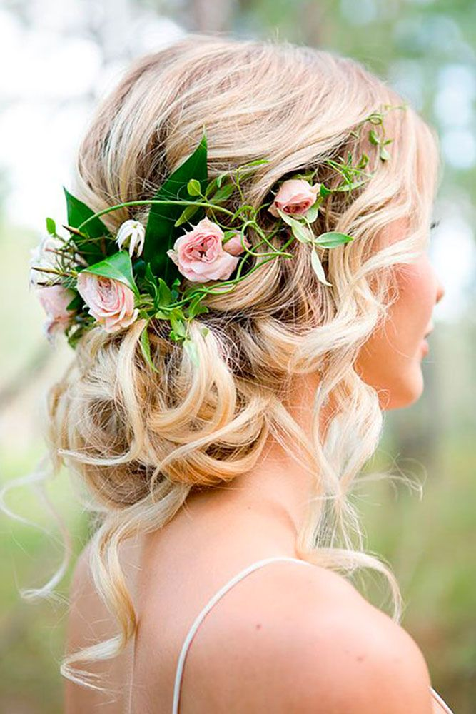 18 Greek Wedding Hairstyles For The Divine Brides❤Luxury, bohemian greek…