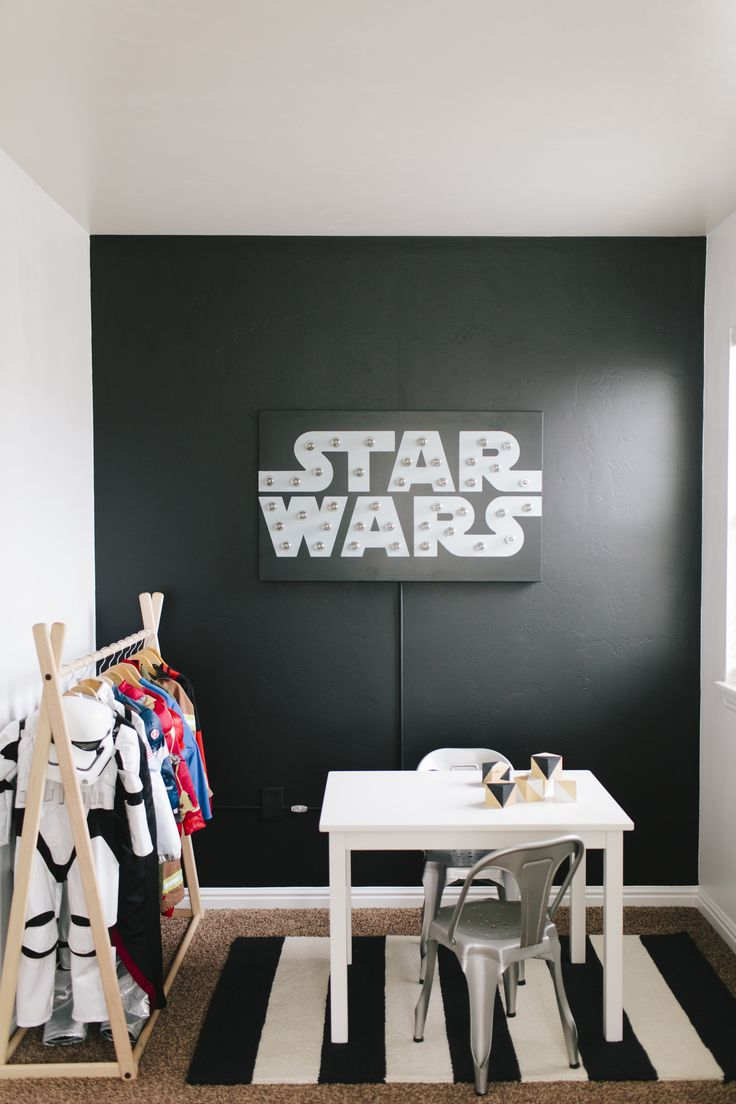77 best mylittlejedi star wars collection images on pinterest star wars inspired room star wars marquee wall art