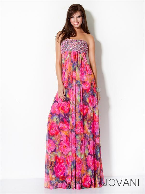 Mejores 100 imágenes de Jovani en Pinterest | Vestidos bonitos ...