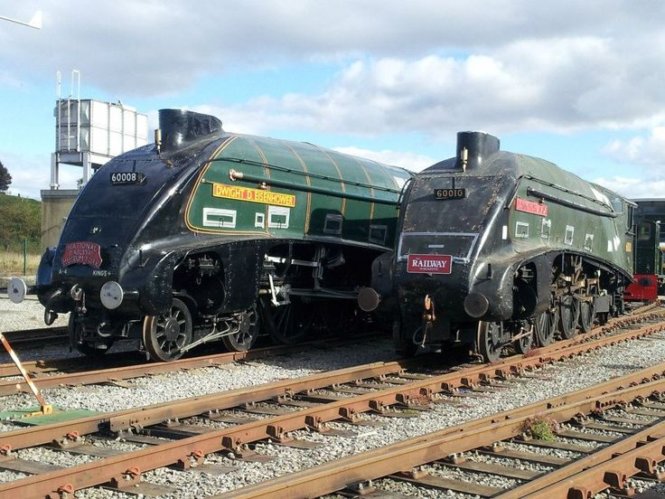Dwight D. Eisenhower and Dominion of Canada at the NRM in Shildon