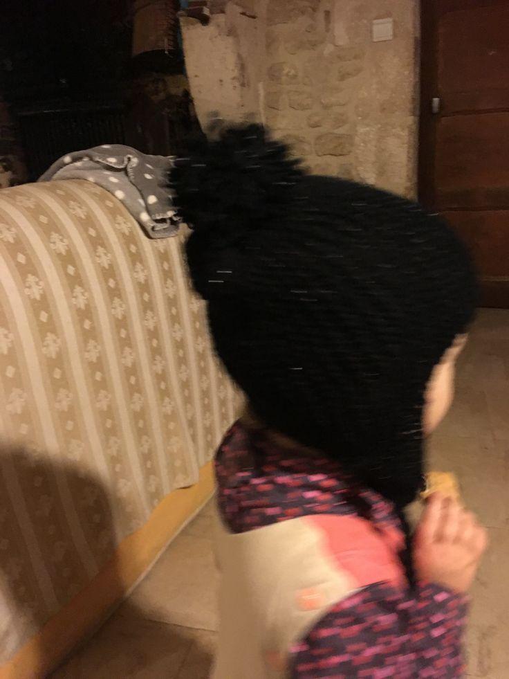 Petit bonnet péruvien